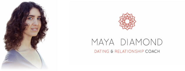 MAYA DIAMOND — Dating & Relationship Coach Serving the Bay Area: San Francisco, Berkeley, Oakland and surrounding cities